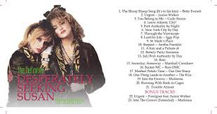 Seeking Episode 1 Soundtrack Kenneth In The 212 Box Desperately Seeking Susan