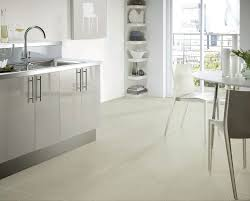 kitchen flooring linoleum plank vinyl for stone look brown matte
