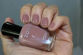 zoya nail polish naturel 3 collection swatches review the