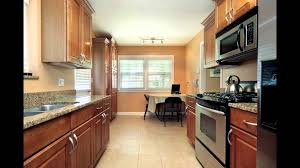 traditional galley kitchen design ideas youtube