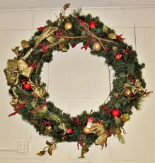 lighted christmas wreath outdoor lighted christmas wreath current price 42