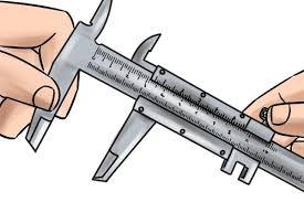 how to measure depth using a vernier caliper