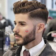 men u0027s slicked back side parted hairstyles 2016 men u0027s hairstyles