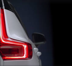 leak 2018 volvo xc40 t5 twin engine phev inadvertently unveiled