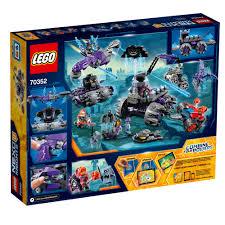 70352 lego nexo knights jestro u0027s headquarters 840 pieces age 9 14
