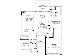 craftsman house plans northampton 31 052 associated designs