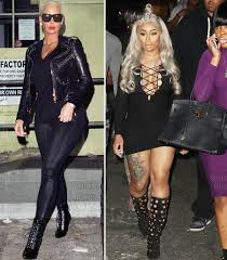 amber rose jeep blac chyna and amber rose party at strip club