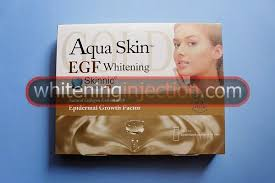aqua skin egf gold skinnic aqua skin whitening egf gold whitening injection