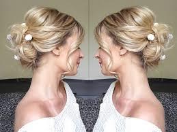 chignon mariage wedding hair chignon mariée moderne angeliahair