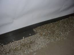 basement cove molding contains seepage completes drain tile system