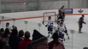 bentley college hockey canisius college