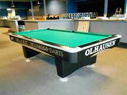 olhausen pool tables price range olhausen pool table prices 7 a waterfall pool table for sale