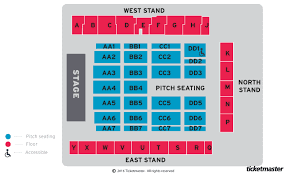 Ticketmaster Floor Plan Excelsior Stadium Airdrie Events U0026 Tickets Map Travel