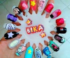 steven universe nail art google search nail art inspiration