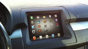 bmw x5 dashboard motorized ipad 3 install bmw x5 youtube