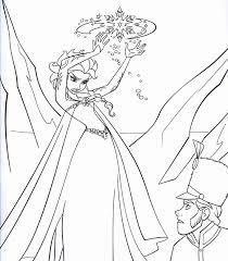la reine de glace 6 frozen the snow queen coloring pages