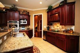 kitchen color ideas with cherry cabinets gorgeous colors for staining kitchen cabinets kitchen ideas