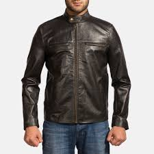 brown leather motorcycle jacket men u0027s leather jackets buy leather jackets for men