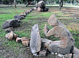 Rock Garden Images A Rock Garden At Cubbon Park The Hindu