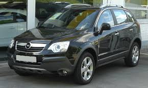 opel antara history photos on better parts ltd