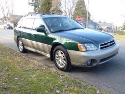 teal subaru outback 2003 subaru outback limited awd auto sales