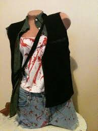 Zombie Hunter Costume How To Do Zombie Hunter Makeup Makeup Vidalondon