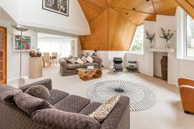 geodesic dome home interior take a peek inside david richmond s 1 million geodesic dome home
