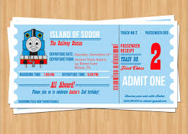 thomas the train invitation u2013 orderecigsjuice info
