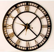Best 25 Large Wall Clocks Big Clocks For Living Room Modern Home Design Ideas House Work