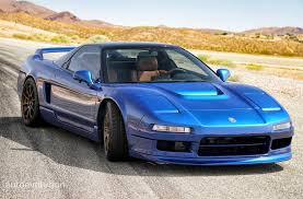 Acura Nsx 1991 Specs Clarion Builds Resurrects And Improves A 1991 Acura Nsx