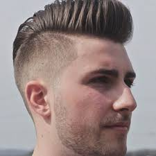 Guys New Hairstyles by Short Mens Haircuts For Round Faces Together With Haircuts For
