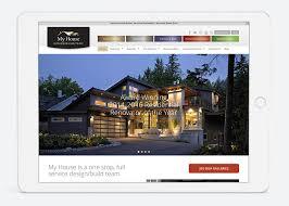 Home House Design Vancouver Responsive Website Design Wordpress Custom Websites Vancouver