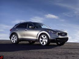 infiniti fx vs lexus 2009 infiniti fx50 with 390 hp v8 unveiled in geneva
