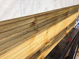 How To Lighten Stained Wood by Oh Siding U2026 You Will Be The Death Of Me Tinyhouse43 U0027s Building Blog