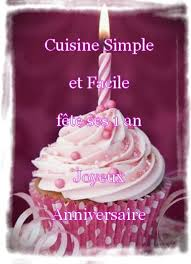 anniversaire cuisine joyeux anniversaire cuisine simple et facile