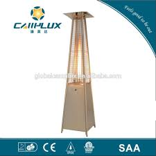 Living Flame Patio Heater by Glass Tube Flame Patio Heater Glass Tube Flame Patio Heater