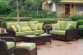 Wicker Patio Furniture Sets Cheap Furniture Metro Seating Outdoor Patio Furniture Set 6 Pc