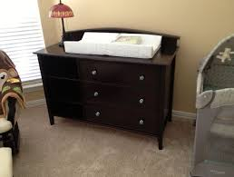 Baby Dresser Changing Table Combo Changing Table And Dresser Combo Home Design Ideas