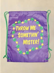 mardi gras throws clearance mardi gras zipper bead bags from by the dozen