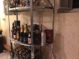 Wrought Iron Bakers Rack With Glass Shelves Bakers Racks Bakers Rack Wine Wine Rack Bakers