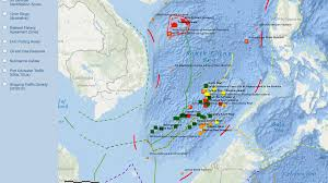 South China Sea On Map by Seattle Think Tank Develops Interactive Map To Track Disputes In