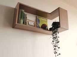 Wall Shelves Box The Hover Shelf By Patrick Holcombe Handkrafted