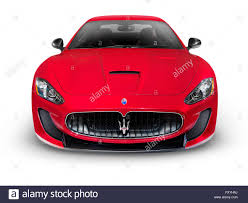 maserati granturismo red 2015 maserati granturismo mc centennial edition red front view