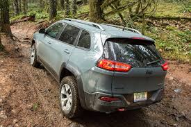 jeep crossover 2015 2015 jeep cherokee trailhawk review digital trends