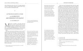 thesis of martin luther the annotated luther volume 1 the roots of reform fortress press annotated luther sample page 3