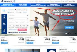 Press Advertising Aeromexico Multi Format Aeromexico Trolls Donald S Bad Hombres Quote Thrillist