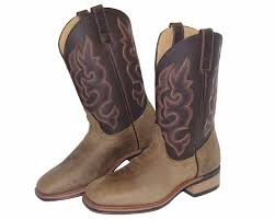 Take A Look At The New Square Toe Western Baxter Boots U0026 Shoes