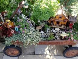 miniature and fairy garden ideas flea market gardening