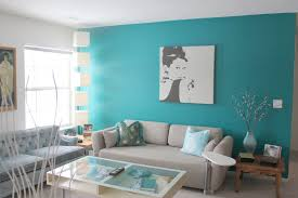 fabulous turquoise living room for small home decor inspiration