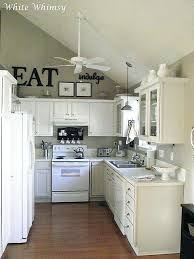 kitchen cabinets for tall ceilings decorating above kitchen cabinets with high ceilings above cabinets